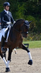Mar 2014 Classy Sinclair winning his fourth level class